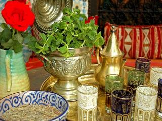 Unique, private riad (home) in Marrakesh sleeps 15, Marrakech