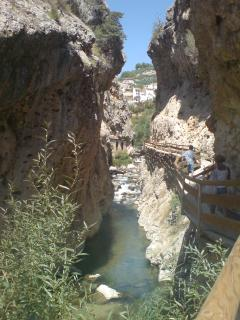 The Castril Gorge Walk