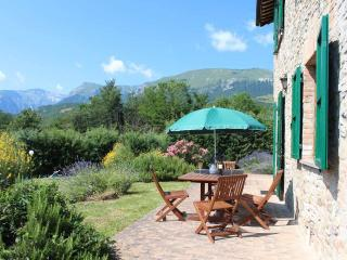 Villa Gelso with Cottage, Pool and beautiful View
