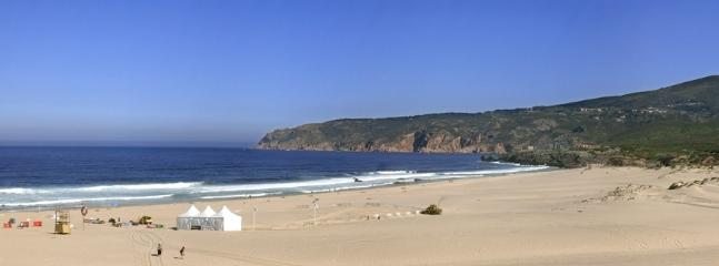 Guincho beach, next to Cascais