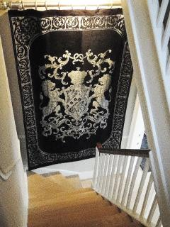 THE GEORGIAN STAIRCASE