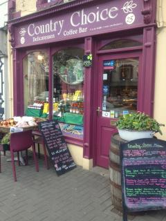 One of Nenagh's interesting speciality shops