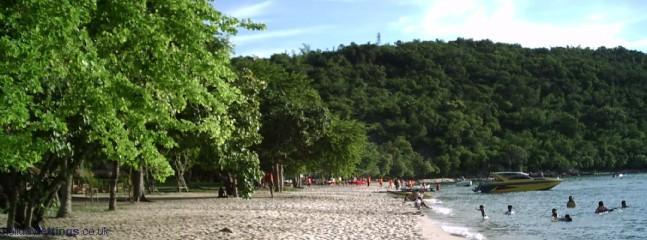 Bang Saree beach