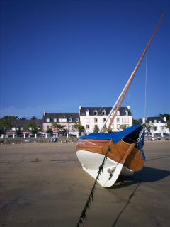 The sea, the sand and the sun - glorious Brittany!