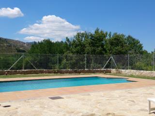 La Serrana 12plazas,patio,garaje,piscina,barbacoa