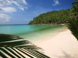 nice shallow beach