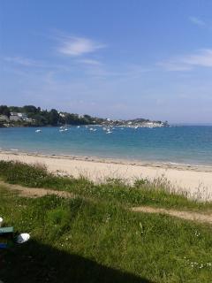 Fabulous beaches at Locquirec