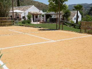 Large country villa with swimming pool, sports court, easy access to Granada, Malaga, Cordoba, Ronda