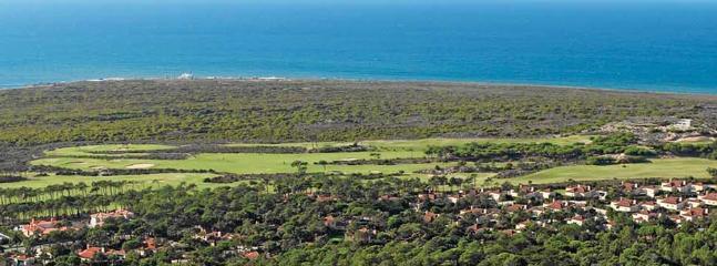 Aerial view of Quinta da Marinha & Oitavos region