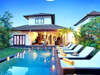 Adhyatma,Stunning 3 Bed Villa,Seminyak Near Beach