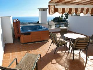 Luxury Penthouse Mijas Pueblo, unlimited free fibre wifi