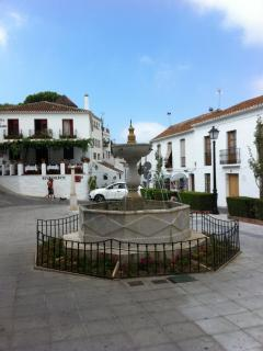 Mijas Fountain