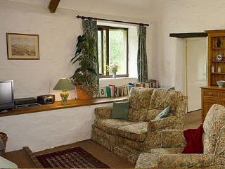 Fern Cottage living room