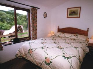 Fern Cottage double bedroom