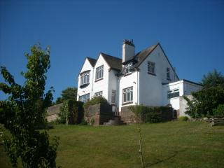 Mount Royal 4 bedroom house, spectacular sea views, Paignton