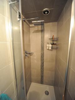 Ensure shower