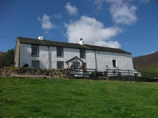 High Snab Farm holiday cottage, Newlands Valley
