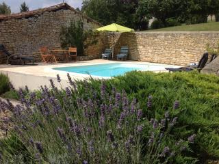 Maison de vacances avec piscine : la Cagouille