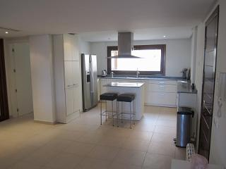 The fitted and equipped Kitchen