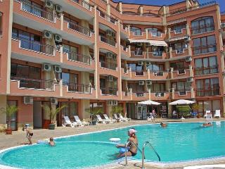 One bedroom in Antares, Sunny Beach