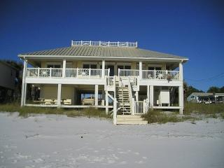 GULF FRONT VACATION HOME IN MEXICO BEACH, FLORIDA, Mexico Beach