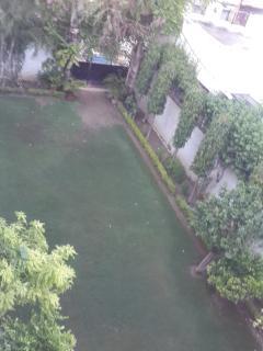 Adjacent Garden