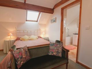 Double bedroom, with en-suite bathroom.