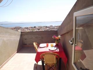 Panoramica terrazza sul mare a Sant'antioco, Sant'Antioco