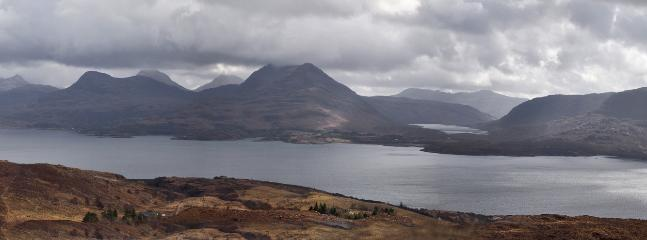 A bit further West-Torridon