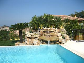 4 bedroom Villa in Cogolin, Cote D Azur, France : ref 2000032