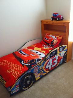 Disney Cars room
