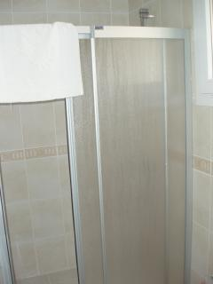 Bathroom (showing shower)