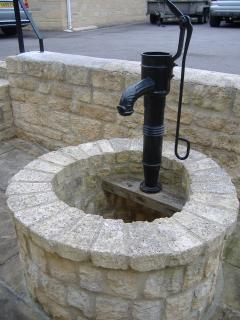 Patio Well