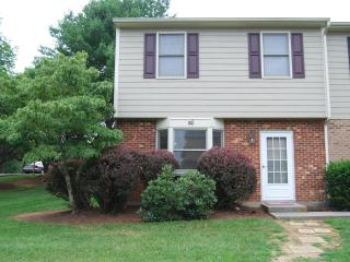 3 BR townhouse in Blacksburg, Virginia, USA