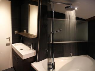 // The Upper Level bathroom