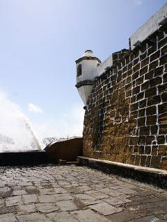 Fort of Sao Sebastiao, Porto Pim