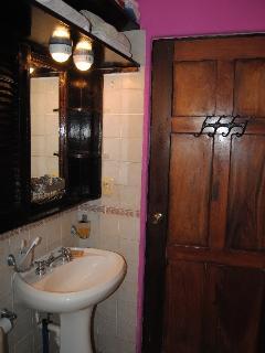 comfortable and adequate bathroom