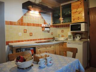 Apartma 1 kitchen
