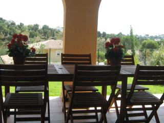 Wonderful view from the loggia