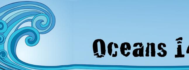 The Oceans 14 Logo