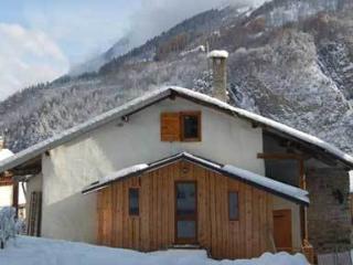 Chalet alpage - side view