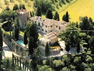 Villa Alberti, Castelfiorentino
