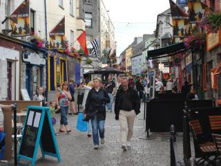 Galway City, Newcastle area,