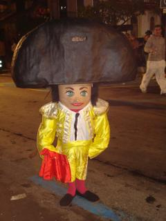 Aguilas Carnival (February each year) - brilliant fun!