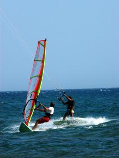 Wind Surf and Kite Surf