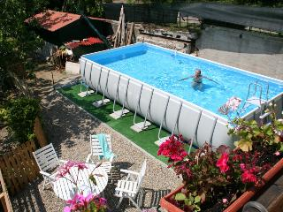 Swimming Pool From Terrace