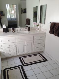 Master Bath~Separate Shower & Tub