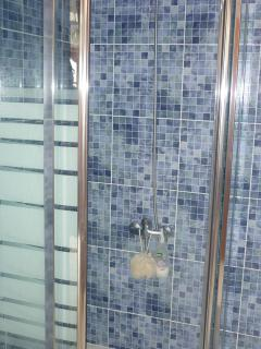 Newly installed Shower Room