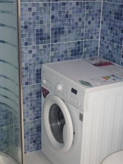 State of the art washing machine