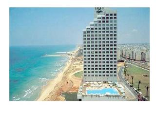 Luxury sea view studio, Netanya